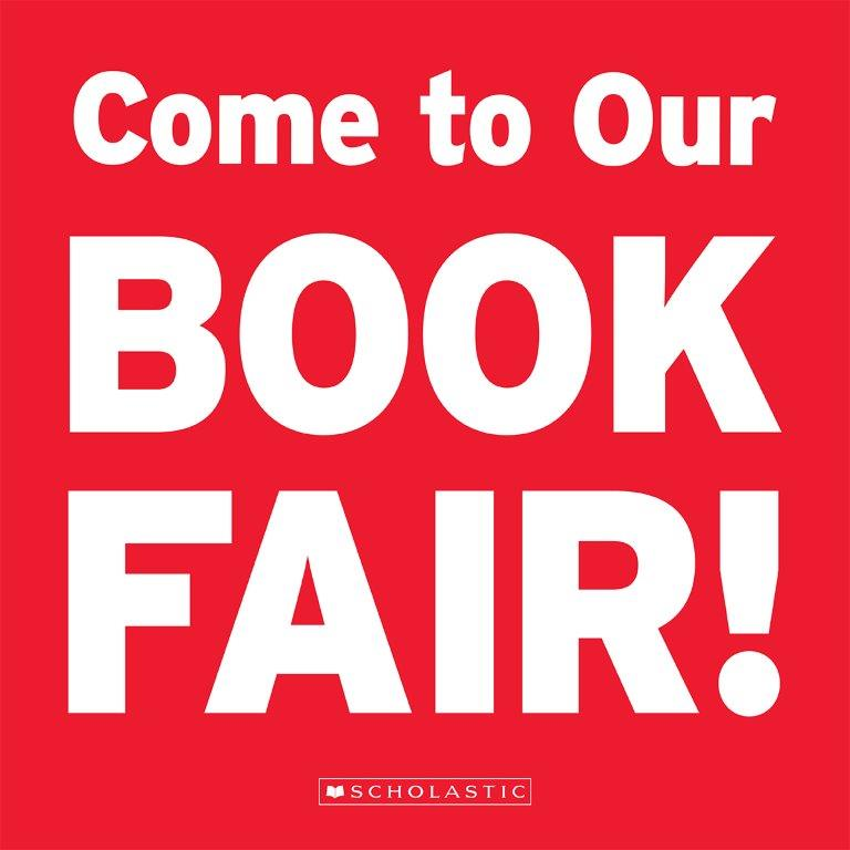 Scholastic Image, Come to our Book Fair